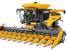 Combine Headers | MacAllister Machinery Agriculture Division