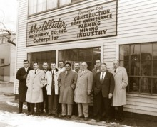 MacAllister Sales Team 1960
